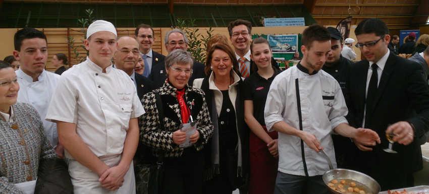 Rotary Club Audun Marche d'Europe