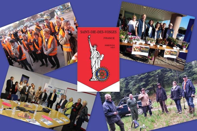 Club Rotary de Saint-Dié des Vosges