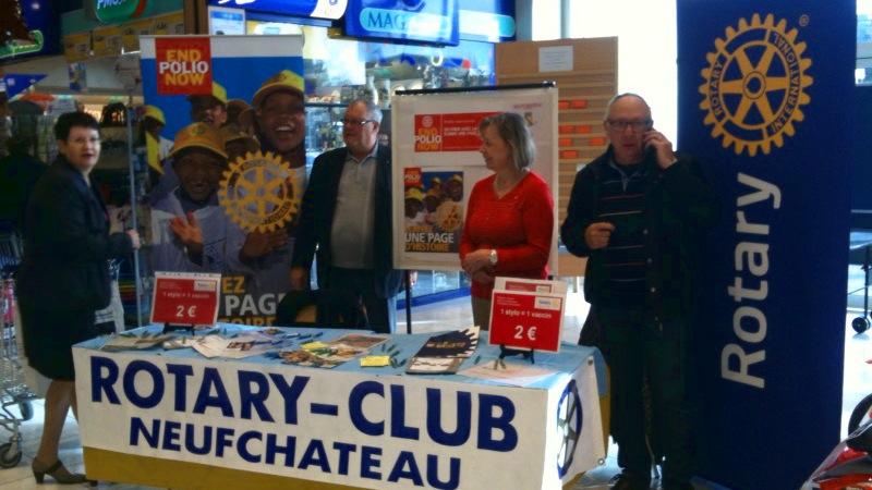 Rotary Club de Neufchateau