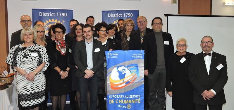 Club Rotary Nancy Prouvé