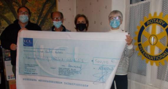 RC Commercy : Coup de pouce à Cummarchia-Volubilis au Maroc