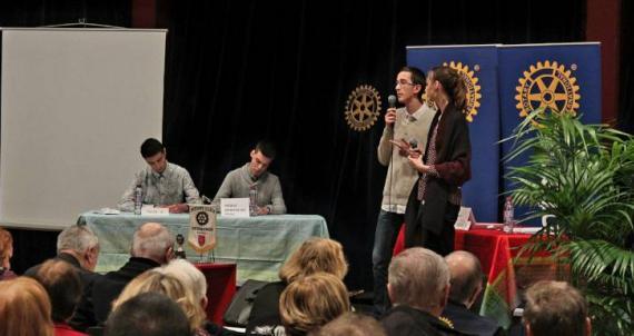 RC Gérardmer : Concours d'éloquence : Appel aux clubs qui aiment la jeunesse