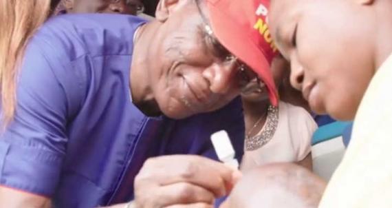 Lutte contre la polio :  Le Dr Tunji Funsho distingué par le magazine Time