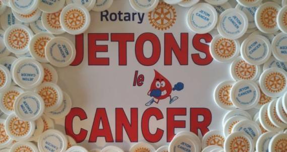 Opération Jetons-Cancer : Tous en lice en février prochain