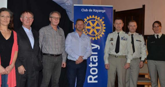 RC Hayange : Le service militaire volontaire, tremplin d'avenir des jeunes