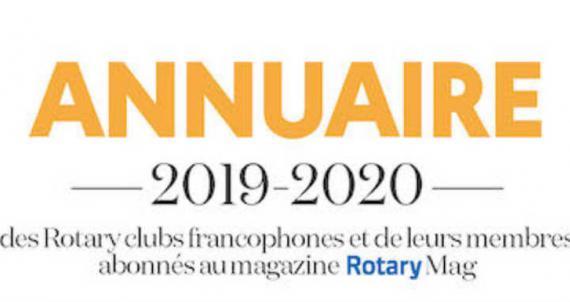 Annuaire francophone des rotariens