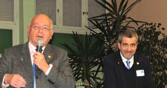 Bruno Vernin et JC Erbstein