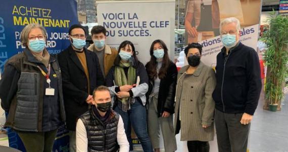 District et Interclubs pour les étudiants de Nancy : 13 500 € mobilisés