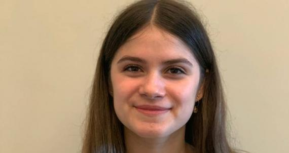Bienvenue à : Emma Vonner, qui cultive sa fibre humanitaire