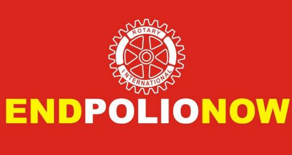 """PolioPlus en 2021 : """"One more step for mankind"""