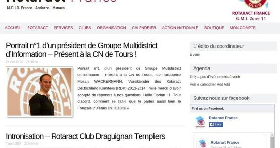 Le Rotaract Français