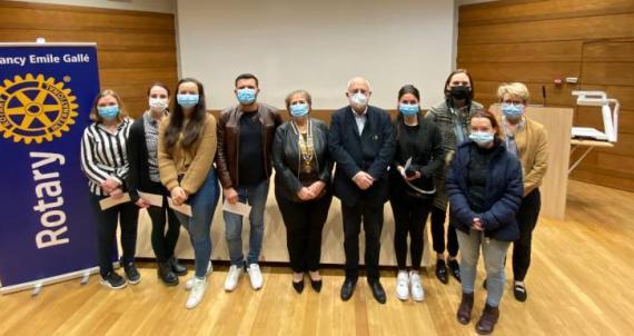 RC Nancy Emile Gallé : Solidarité avec les étudiants