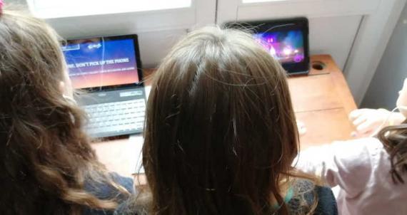 RC Forbach : Des ordinateurs et tablettes pour 21 enfants