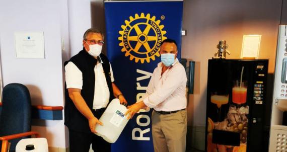 RC-Gérardmer : Sur le front de la Coronavirus