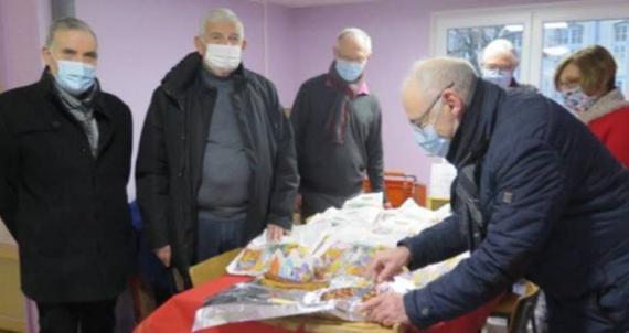 RC Pont-à-Mousson : Le partage de la galette