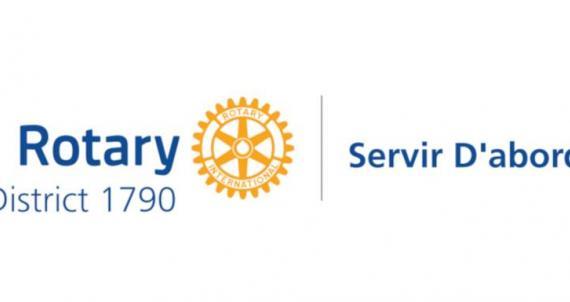 Rotary District 1790 - servir d'abord