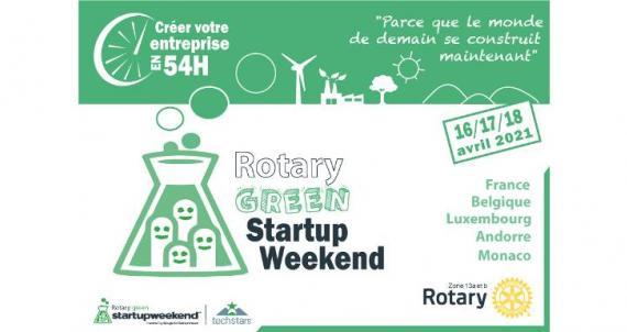 Un challenge de 54 heures  pour créer sa « green startup »