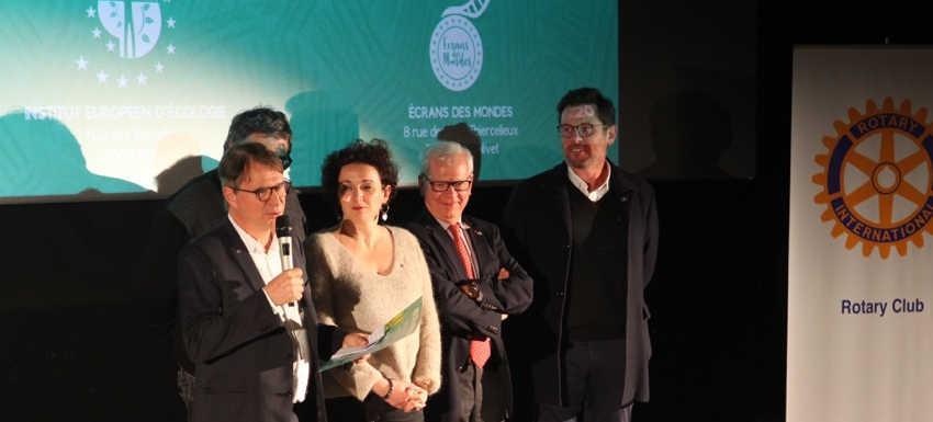 Soutien au Festival international Cinématerre