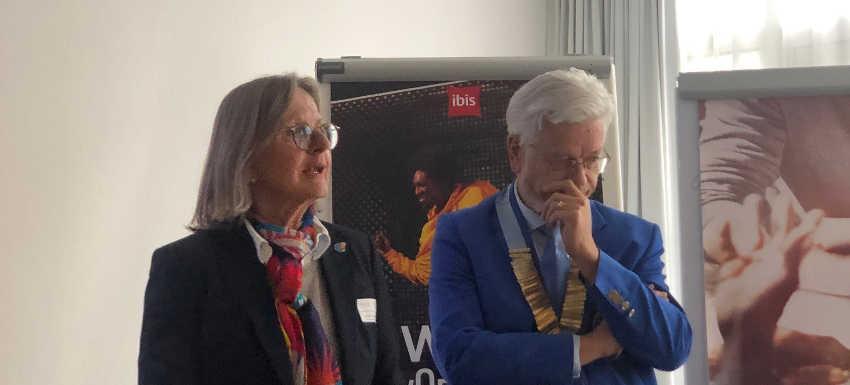 Comité à mi-parcours : Toul Régina recevra sa charte de Mark Maloney