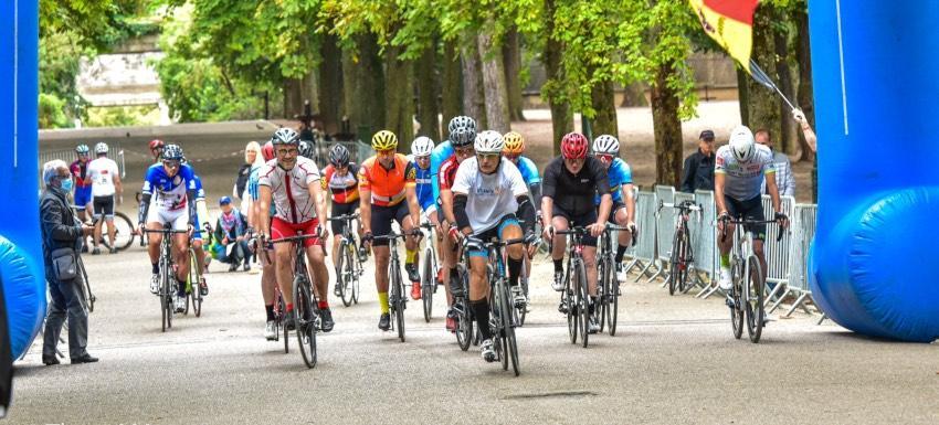 « Cycling to serve » : Course internationale de l'amitié à Nancy
