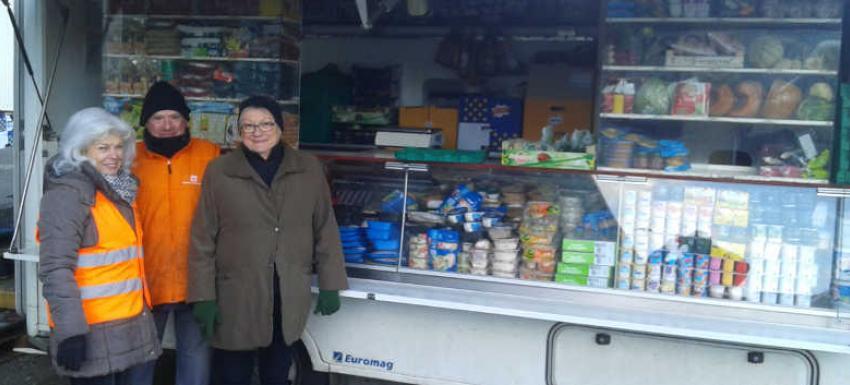 Banque alimentaire : Les bénévoles de Metz autour du CABAS