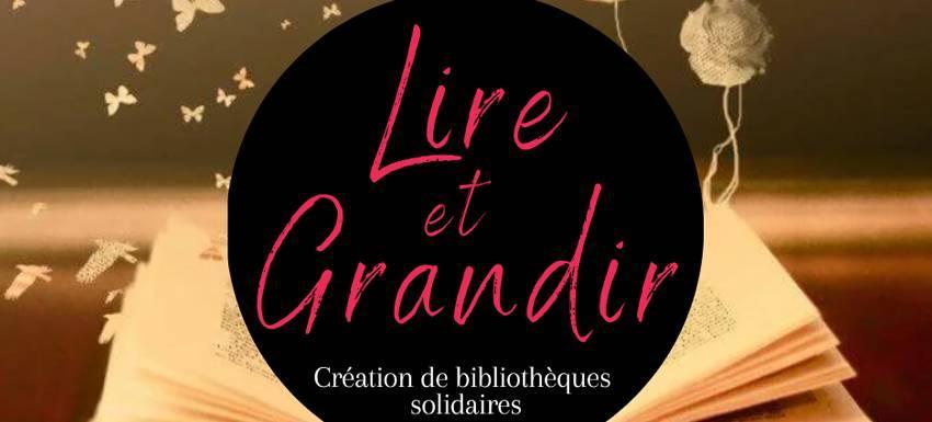 RC Nancy Héré - « Lire et grandir » : Une action solidaire, éducative et durable