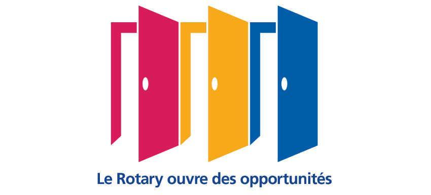 Le Rotary ouvre des opportunités - Theme 2020-2021
