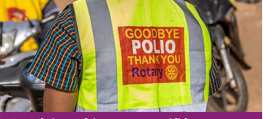 L'Afrique excempte de polio