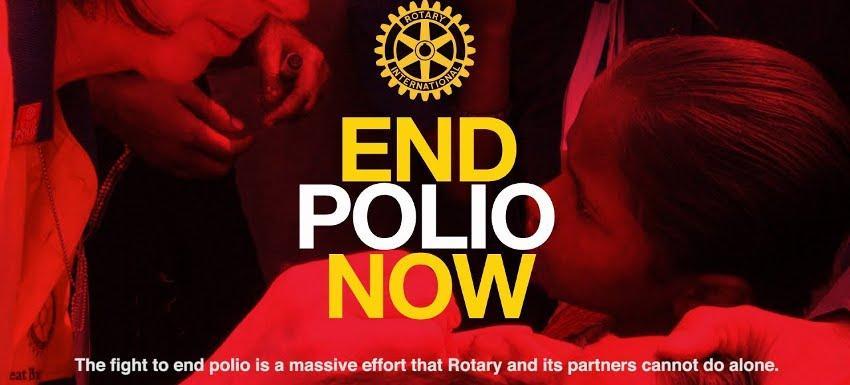 Collecte en ligne au profit de la lutte contre la polio
