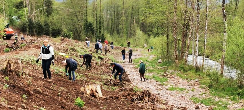 RC Gérardmer : La culture du développement durable