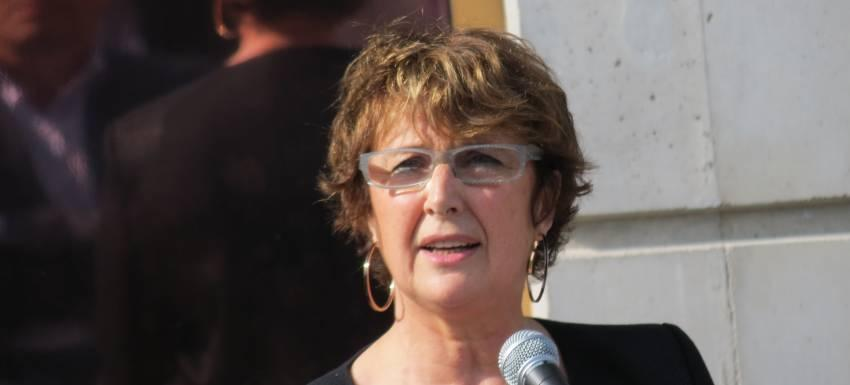 Martine Delatte élue gouverneure 2023-2024