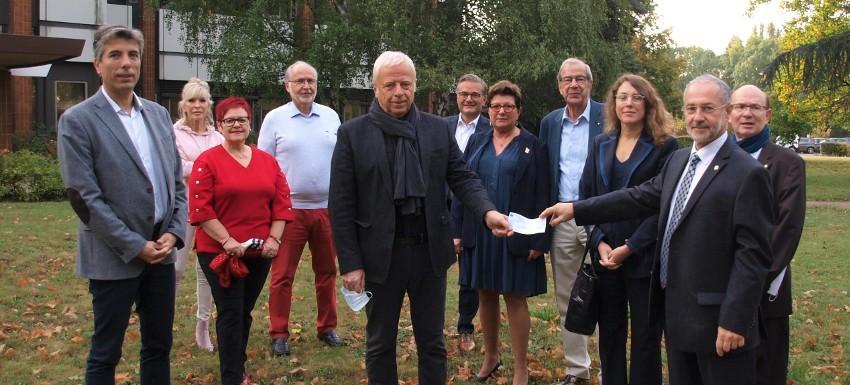 RC Metz La Fayette : Fidèle à Noël de Joie