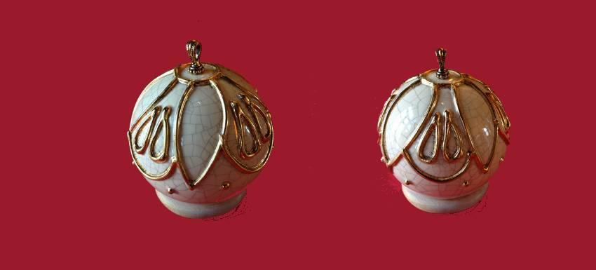 RC Metz La Fayette : Une boule de Noël pour fêter la cathédrale de Metz