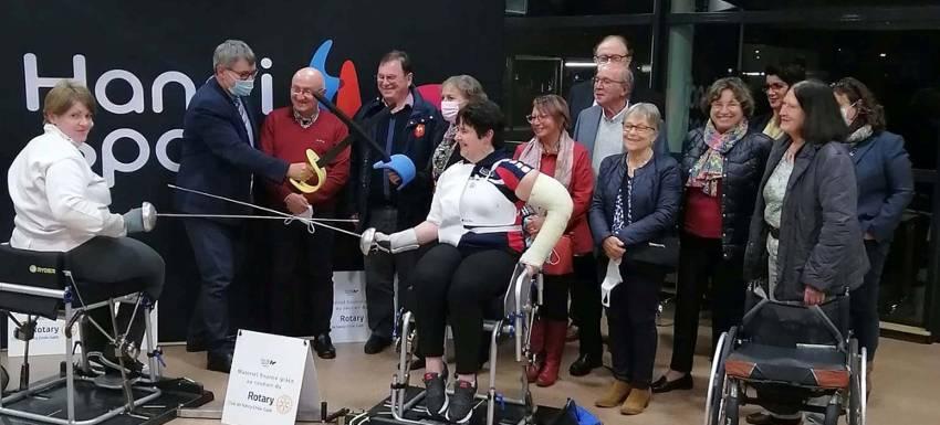 RC Nancy Emile Gallé : A l'assaut du handicap