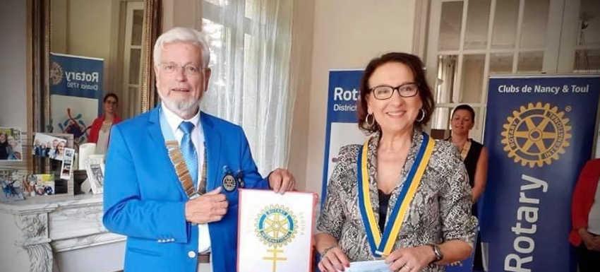 RC Toul Regina : Bienvenue dans la famille du Rotary