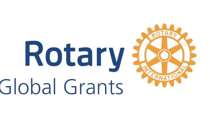 Le District 1790 partenaire d'un « Global Grant »