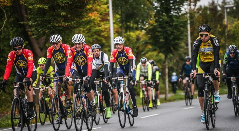 Championnat du monde à Nancy - Cycling to Serve