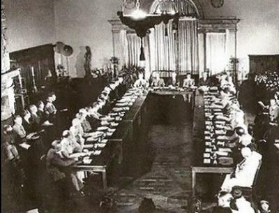 Création de l'Unesco