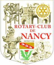 Blason du Rotary Club de Nancy