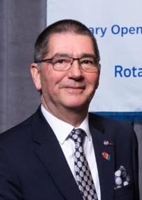 Patrick VILAIN Gouverneur 2020-2021 du District 1790