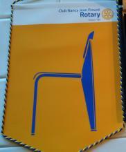 Blason du Rotary Club de Nancy Prouvé