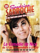 Soirée humour, avec Sandrine SARROCHE